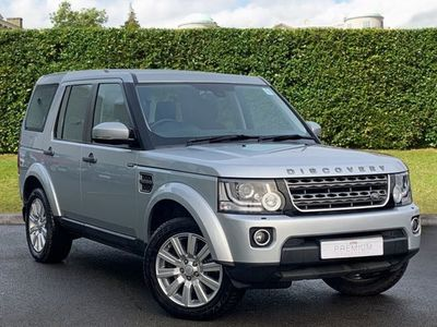 used Land Rover Discovery 3.0 SDV6 SE 5dr Auto diesel sw
