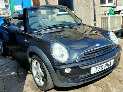 used Mini ONE Convertible Convertible 1.62d