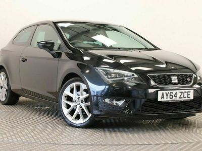 used Seat Leon Sport Coupe 1.4 TSI ACT 150 FR 3dr [Technology Pack]