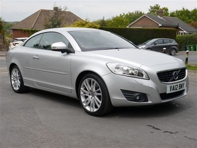 used Volvo C70 D3 [150] SE Lux 2dr Geartronic Only 19000 Miles