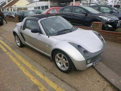 used Smart Roadster SPEEDSILVER RHD (80BHP)