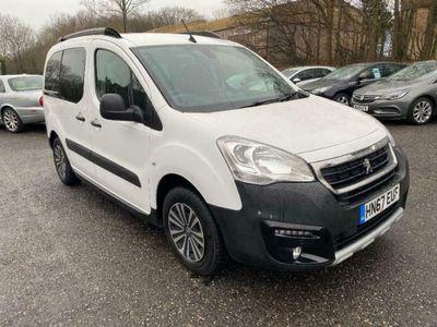 used Peugeot Partner 1.6 BLUE HDI S/S TEPEE OUTDOOR mpv (multi-purpose vehicle) diesel estate