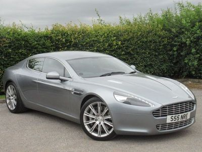 used Aston Martin Rapide 5.9 V12 5d AUTO 470 BHP * FULL SERVICE HISTORY