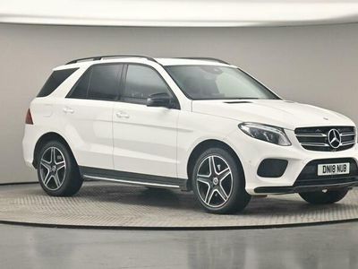 used Mercedes GLE250 GLE4Matic AMG Night Edition 5dr 9G-Tronic