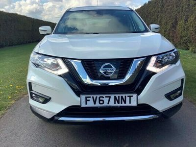 used Nissan X-Trail 4x4 Acenta dCi 130 2WD 5d