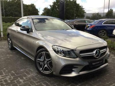 used Mercedes C43 AMG C CLASS AMG COUPE4Matic Premium 2dr 9G-Tronic