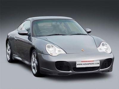 used Porsche 911 Carrera 4S 3.6 2d 316 BHP