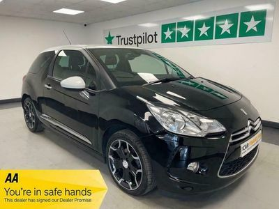 used Citroën DS3 1.6 E-HDI DSTYLE PLUS 3d 90 BHP