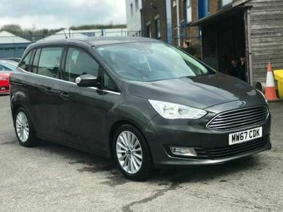 used Ford Grand C-Max 1.0 ECOBOOST 125 TITANIUM 5dr