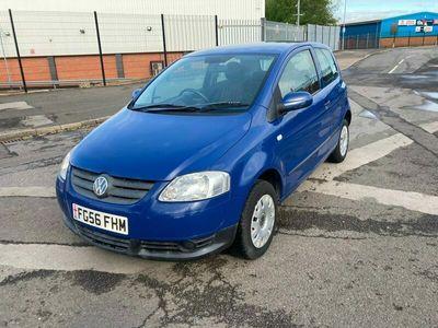 used VW Fox Fox Hatchback 1.2 Urban3d