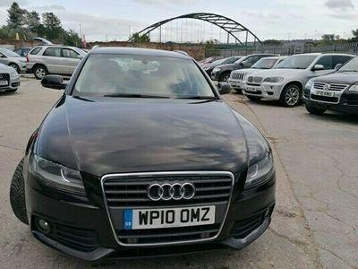 used Audi A4 AVANT TDI DPF SE