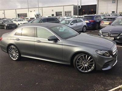 used Mercedes E350 E CLASS 2018 CoventryAMG Line Premium 4dr 9G-Tronic