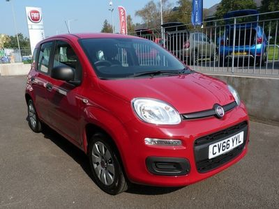 used Fiat Panda POP Manual 5-Door