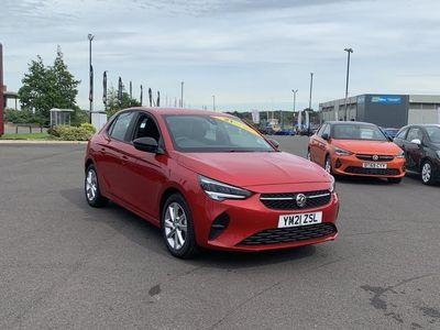 used Vauxhall Corsa 1.2 Se Hatchback 5dr Petrol Manual (75 Ps) hatchback