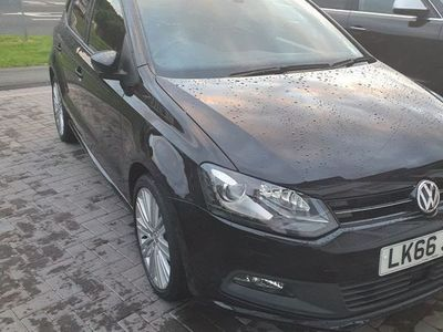 used VW Polo 1.4 TSI BlueMotion Tech ACT BlueGT DSG (s/s) 5dr