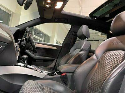 used Audi SQ5 3.0 BiTDi Plus Tiptronic quattro (s/s) 5dr