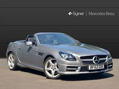 used Mercedes SLK200 BlueEFFICIENCY AMG Sport 2dr Tip Auto