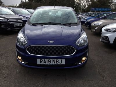 used Ford Ka Plus 1.2 85 Zetec 5Dr