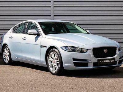 used Jaguar XE 2.0 i4 Diesel (180PS) Prestige 4dr