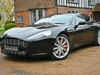 used Aston Martin Rapide Luxury Edition V12 Auto, 2014