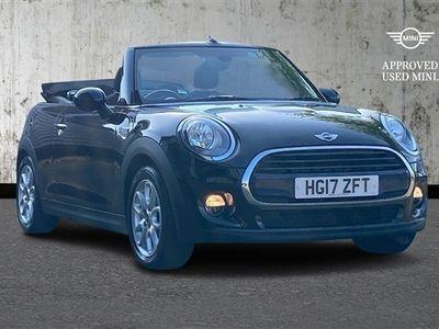 used Mini Cooper Cabriolet 1.5 Cooper 2dr