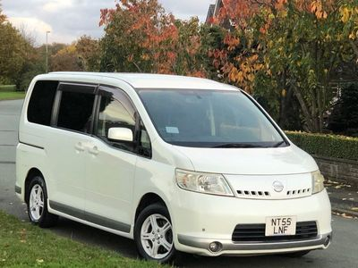 used Nissan Serena 2.0 Petrol Automatic (7 seater)