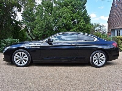 used BMW 640 6-Series Coupe d SE 2d Auto