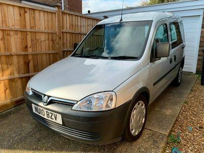 used Vauxhall Combo Tour 1.3 CDTi 16V 5dr Easytronic