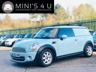 used Mini Clubvan 1.6 16v Cooper 5dr
