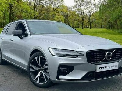 used Volvo V60 II - B4 FWD (Diesel) R-Design Automatic (Climate, SmartPhone, Load Liner, Bumper Cover)