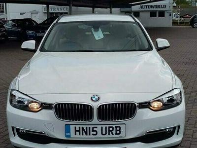 used BMW 318 3 Series d Luxury Auto 2.0 5dr