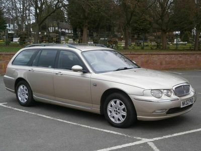 used Rover 75 Tourer 2.0 CDT Club 5dr