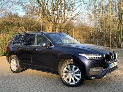 used Volvo XC90 2017 Colchester 2.0 D5 Powerpulse Momentum 5Dr Awd Geartronic