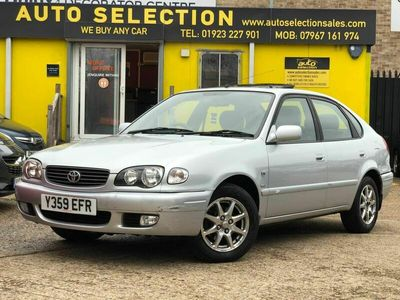 used Toyota Corolla 1.6 GLS 5dr