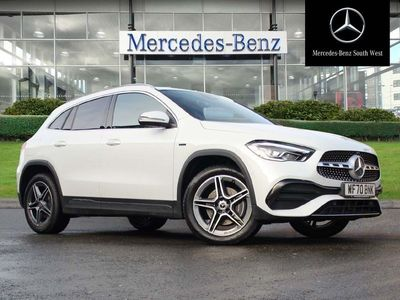 used Mercedes GLA250 GlaExclusive Edition 5dr Auto