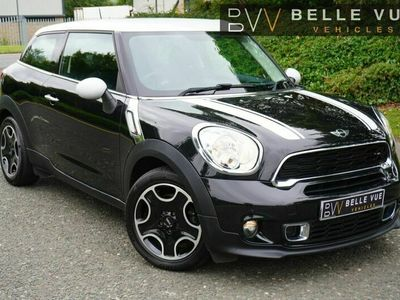 used Mini Cooper S Paceman 1.6 3dr