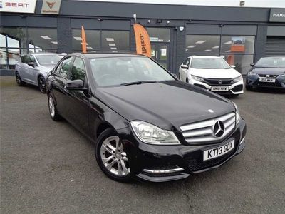 used Mercedes C180 C-Class 1.6Executive SE 4Dr Saloon