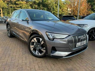used Audi E-Tron - 55 quattro 300,00 kW