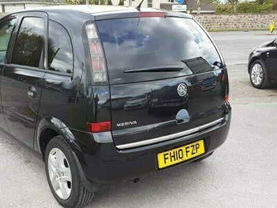 used Vauxhall Meriva 1.4 i 16v Active 5dr