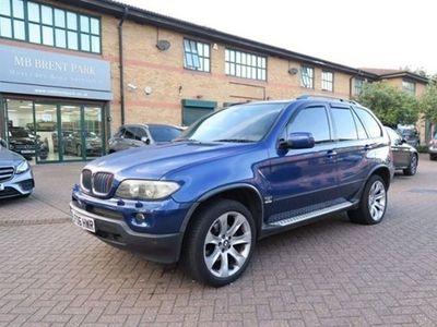 used BMW X5 4x4 2006