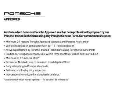 used Porsche Cayman 2.0 T 2Dr