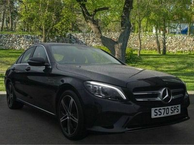 used Mercedes C200 C-ClassSport 4dr 9G-Tronic