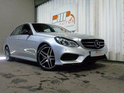 used Mercedes E350 E ClassBlueTEC AMG Night Edition 4dr 9G-Tronic
