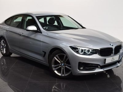 used BMW 318 3 Series d [150] Sport 5dr [Business Media]