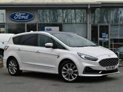 used Ford S-MAX 2.0 ecoblue 190 auto diesel estate 5-Door