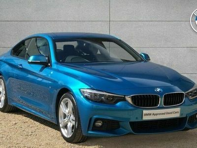 used BMW 430 4 Series i M Sport Coupe Auto