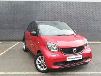used Smart ForFour 1.0 Passion Premium 5dr
