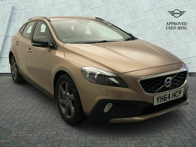 used Volvo V40 CC 1.6 D2 Lux Powershift (s/s) 5dr
