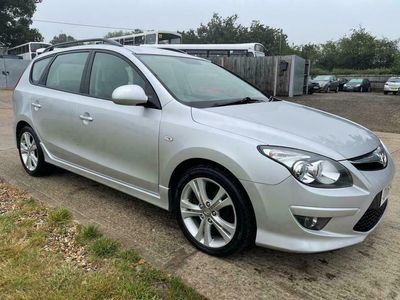 used Hyundai i30 1.6 CRDi Premium 5dr (ISG)