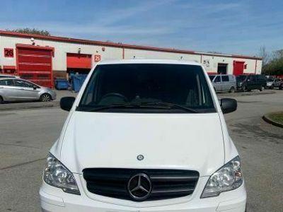 used Mercedes Vito 2.1 116CDI Dualiner Long Panel Van 5dr (EU5)